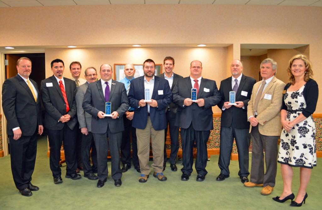 2014 Excellence Award Recipients