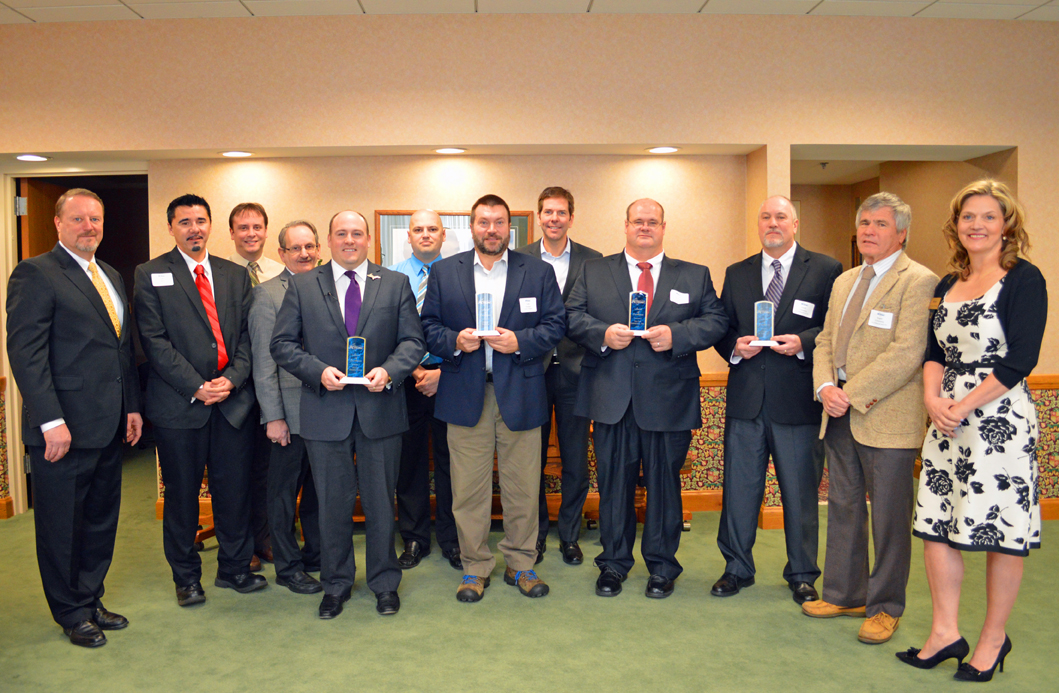 2014 Excellence Award Recipients